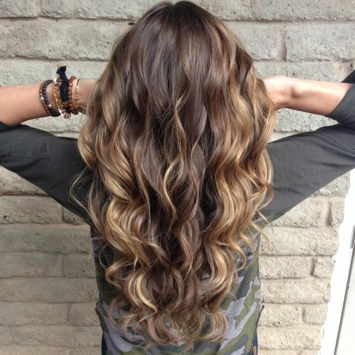 adorable,coiffure,balayage,blond,californien,idée