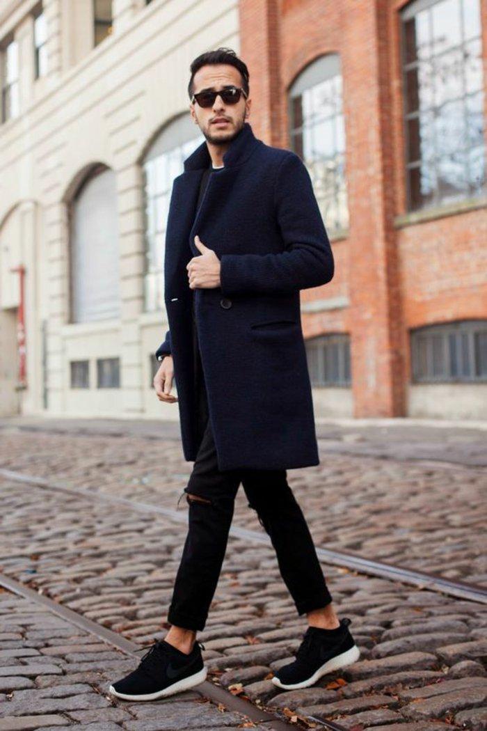 8870bcdd18e 64 Idées pour porter le manteau pour homme avec du style!
