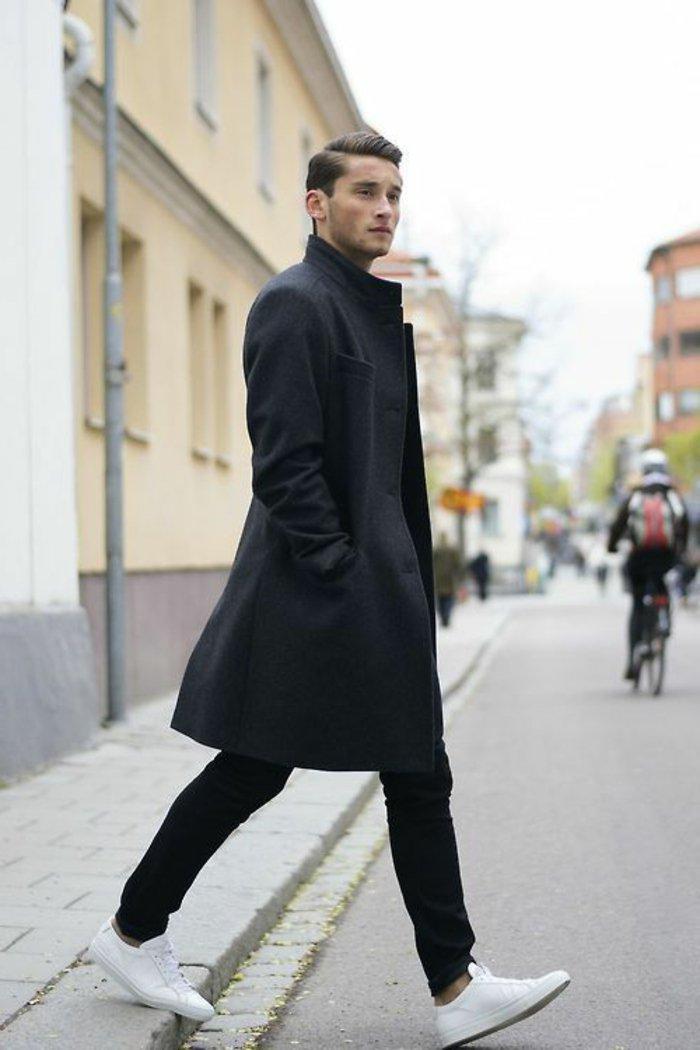 64 Idees Pour Porter Le Manteau Pour Homme Avec Du Style