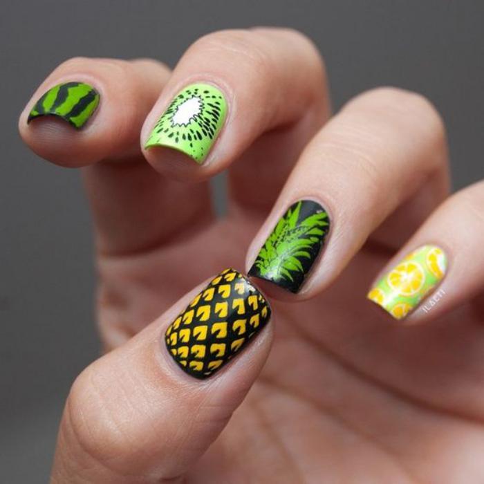 déco-ongles-nail-art-tutti-frutti-quels-ongles-pour-l'été