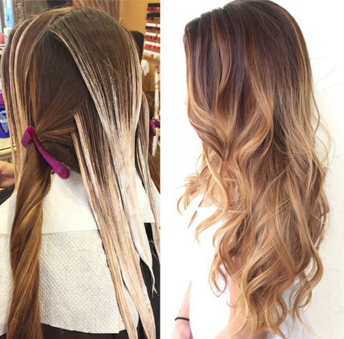 diy-idée-balayage-blond-californien-superbe-procedure
