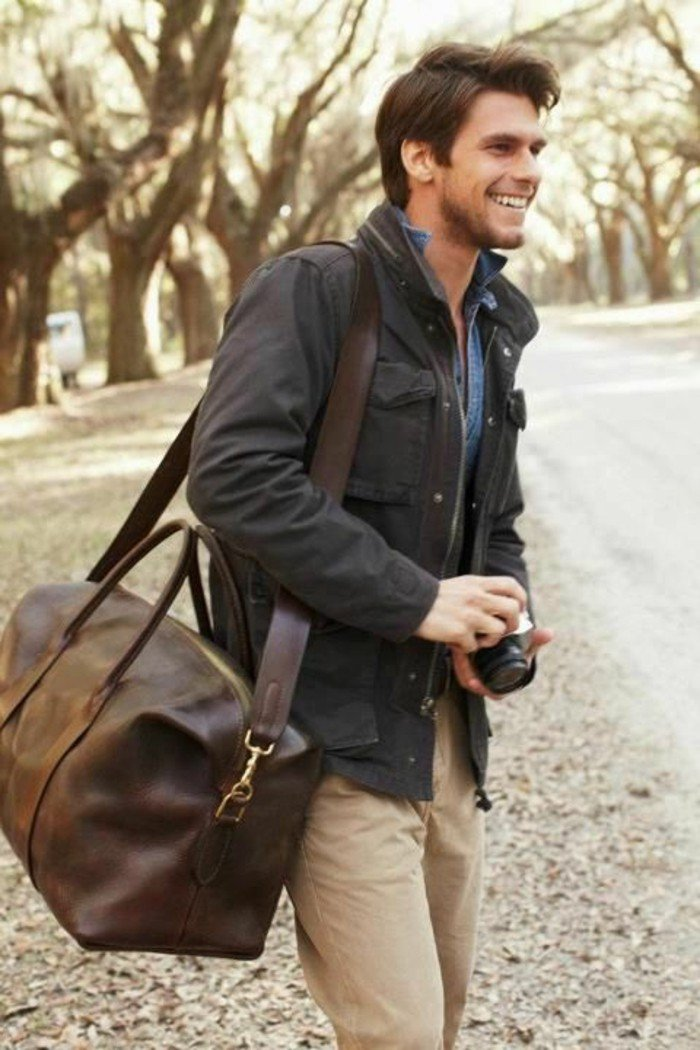 formidable-sac-homme-cuir-sacoche-longchamp-voyage