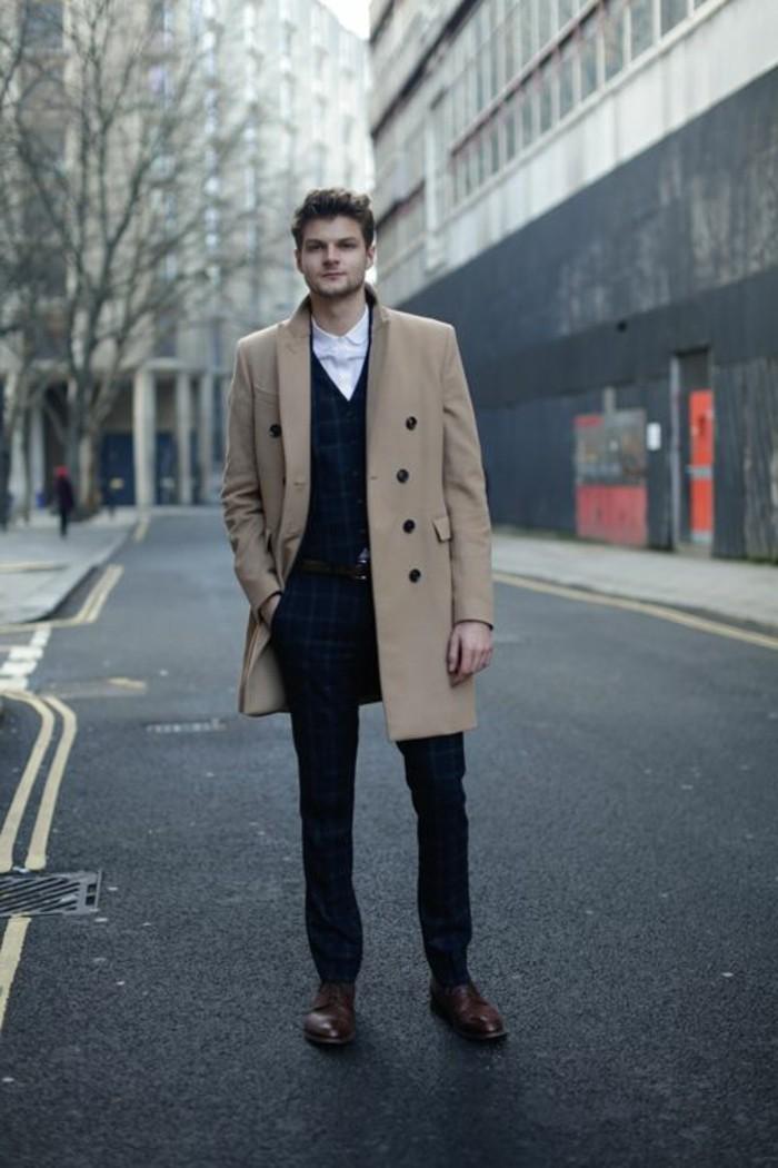Manteau masculin camel femme zara
