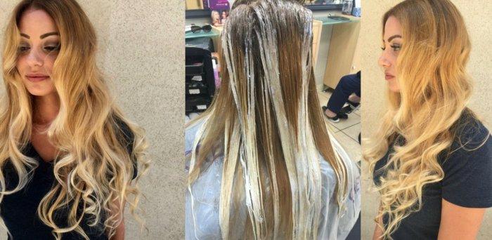 Comment faire une couleur sur cheveux