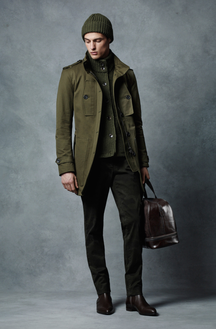 Manteau hiver homme pour costume