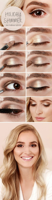 maquillage-leger-maquillage-discret-comment-se-maquiller-les-yeux-marrons