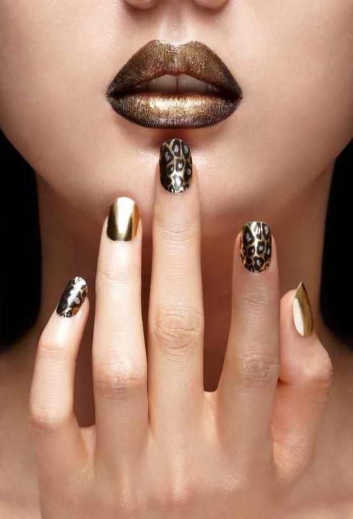 Nail Art Animalier, the Most Original Ideas