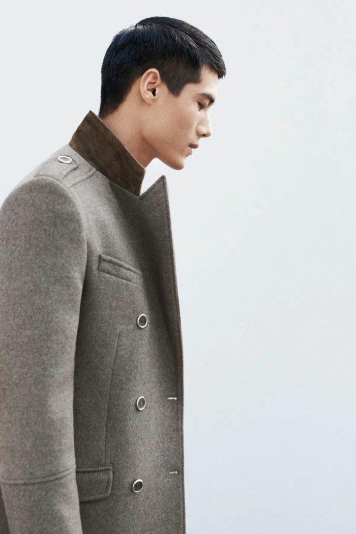 parka-homme-fourrure-manteau-homme-hiver-gris