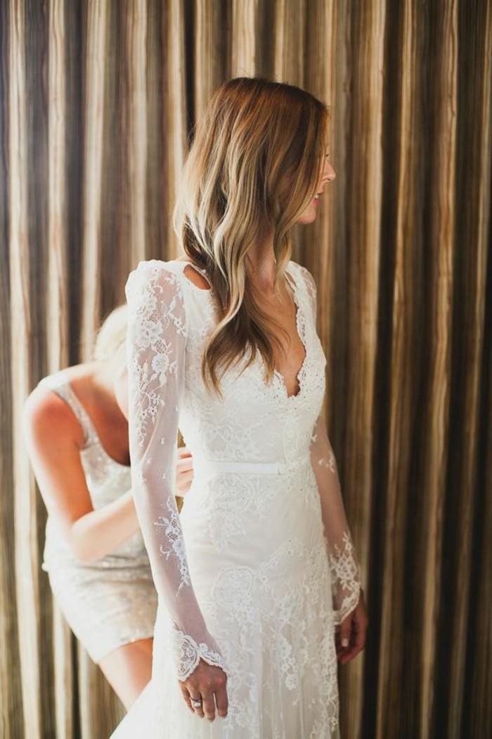 robe-de-mariée-civile-blanche-en-dentelle-les-meilleures-robes-civil-pas-cher