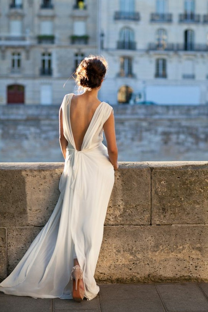 robe-de-mariée-civile-longue-blance-idees-robe-mariage-civil-longue