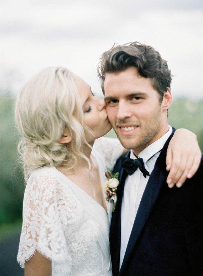 tendance mode 60 des plus belles robes de mariage civil en photos. Black Bedroom Furniture Sets. Home Design Ideas