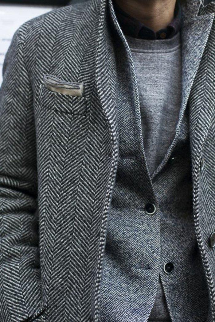 superbe-doudoune-homme-veste-homme-tenue-gris-tweed