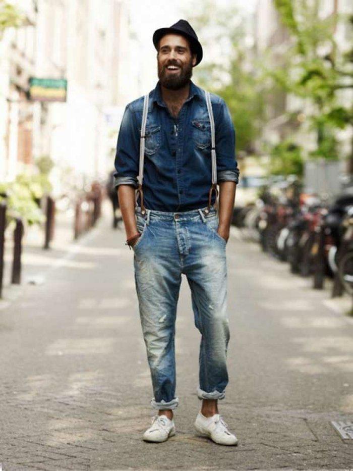 tenue-de-jour-chemise-en-jean-et-veste-moderne-chouette