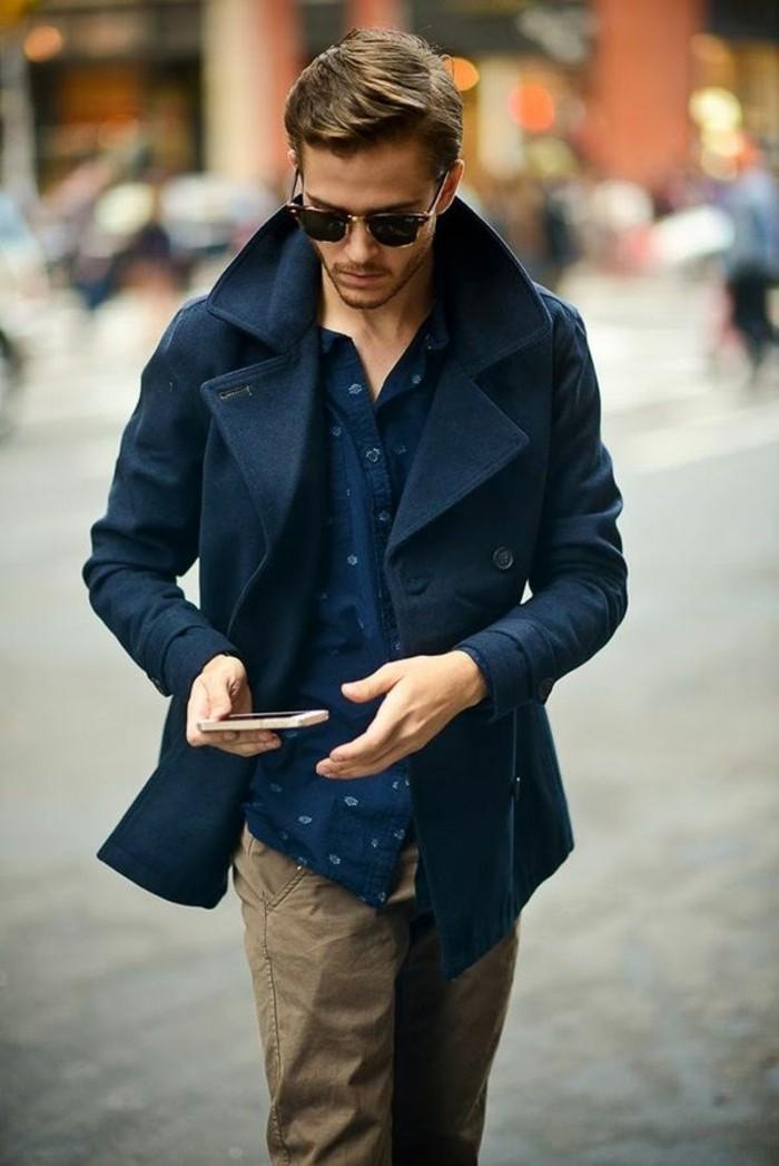 64 Id Es Pour Porter Le Manteau Pour Homme Avec Du Style