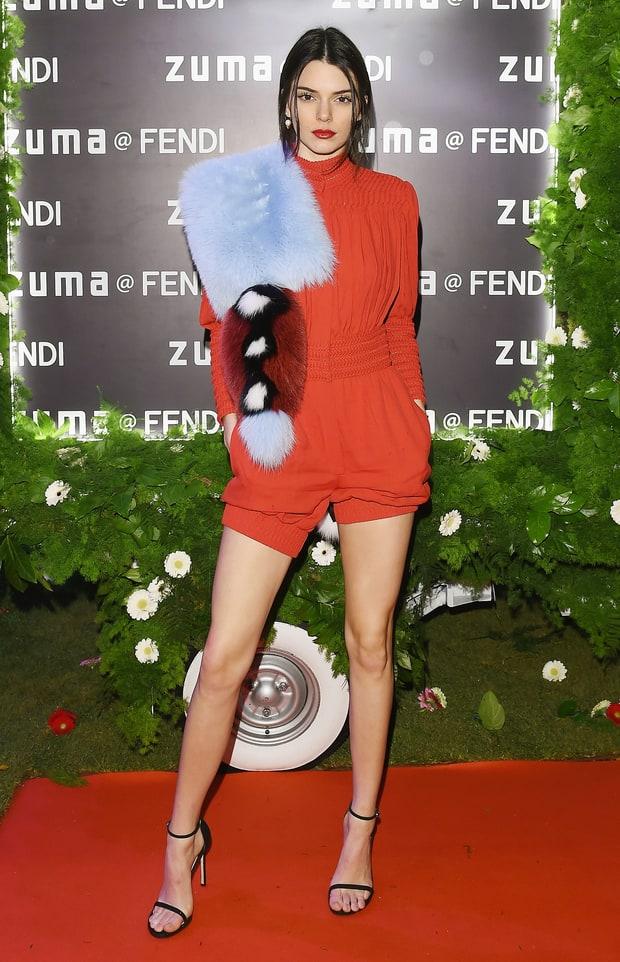 Kendall Jenner - $10 millions