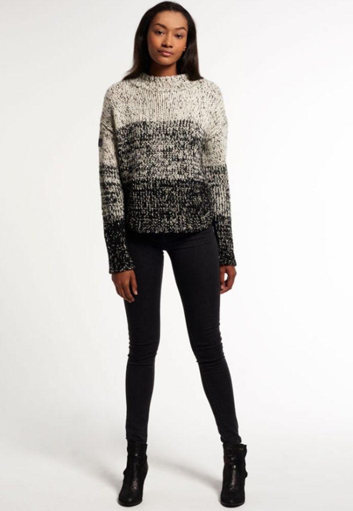 Pullover – monochrome
