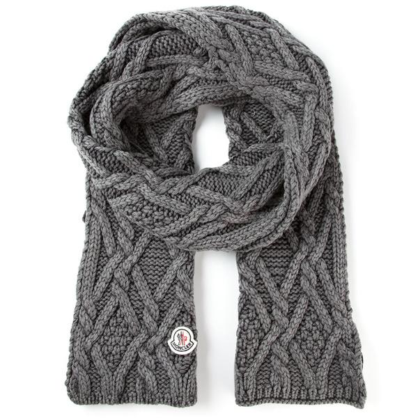 Tendance écharpe pour homme automne-hiver - L'écharpe de montagne