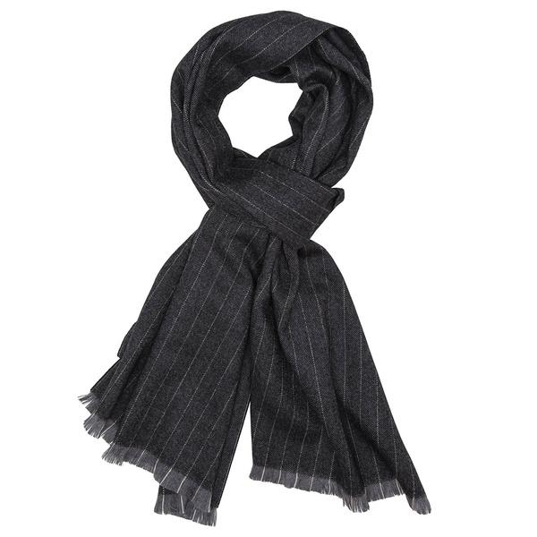 Tendance écharpe pour homme automne-hiver - L'écharpe tennis