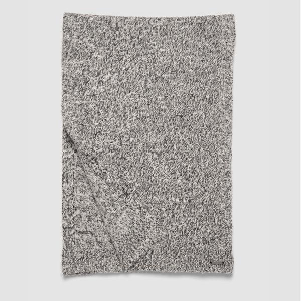 Tendance écharpe pour homme automne-hiver - L'écharpe texturée