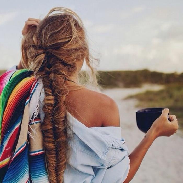 Mèche caramel sur cheveux châtain – quelles sont mes options?