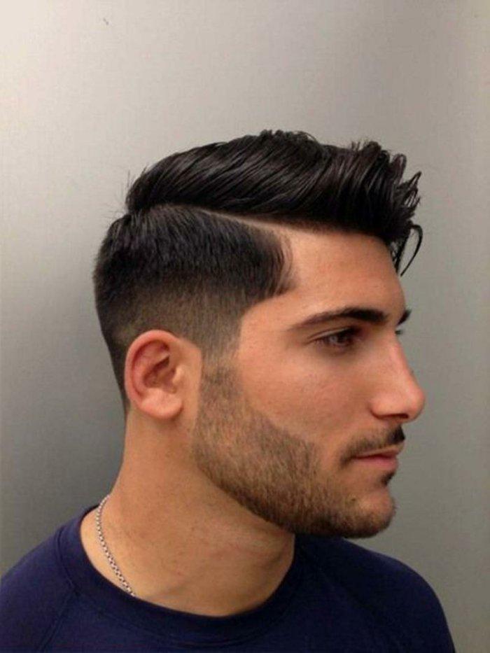Connu Coupe cheveux court homme - les meilleurs idées et astuces en photos! LI65