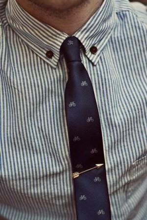 cravate avec motif