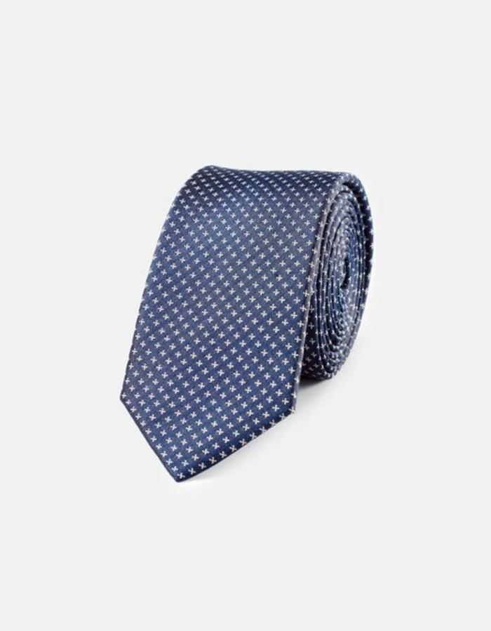 cravate-pour-homme-voir-idée-en-bleu