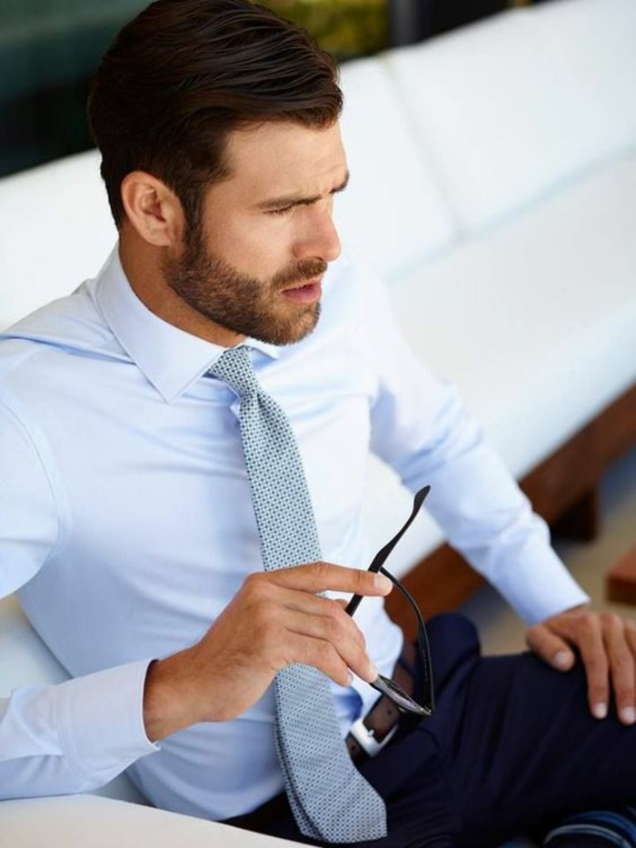 d106cf07d76bb Quelle cravate homme choisir pour être en top des tendances ? (guide ...