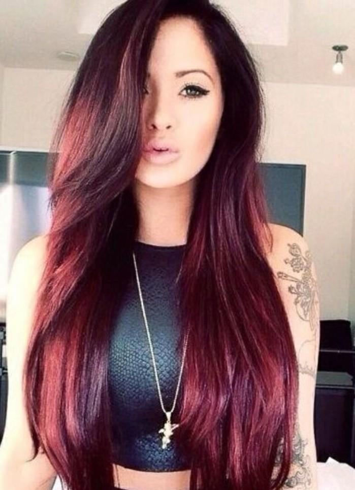 excellente ide colorer ses cheveux naturellement rouge - Colorer Ses Cheveux Naturellement