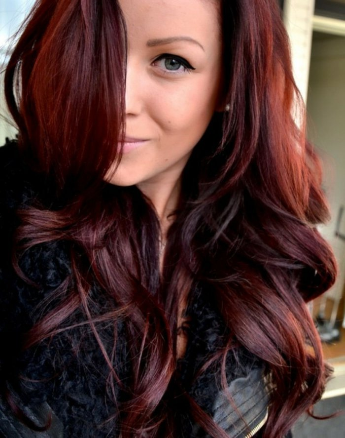 formidable coloration cheveux naturelle maison henne rouge - Meilleure Coloration
