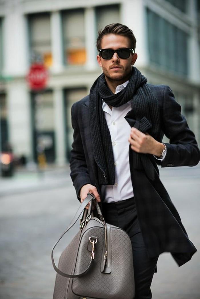foulard-homme-bonnet-echarpe-moderne-élégance