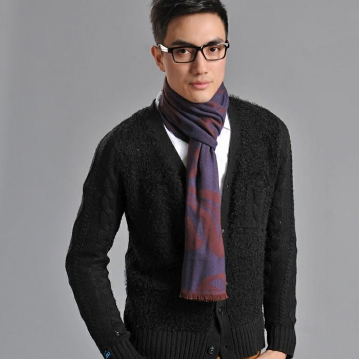 habillé-echarpe-chèche-homme-stylé-idées