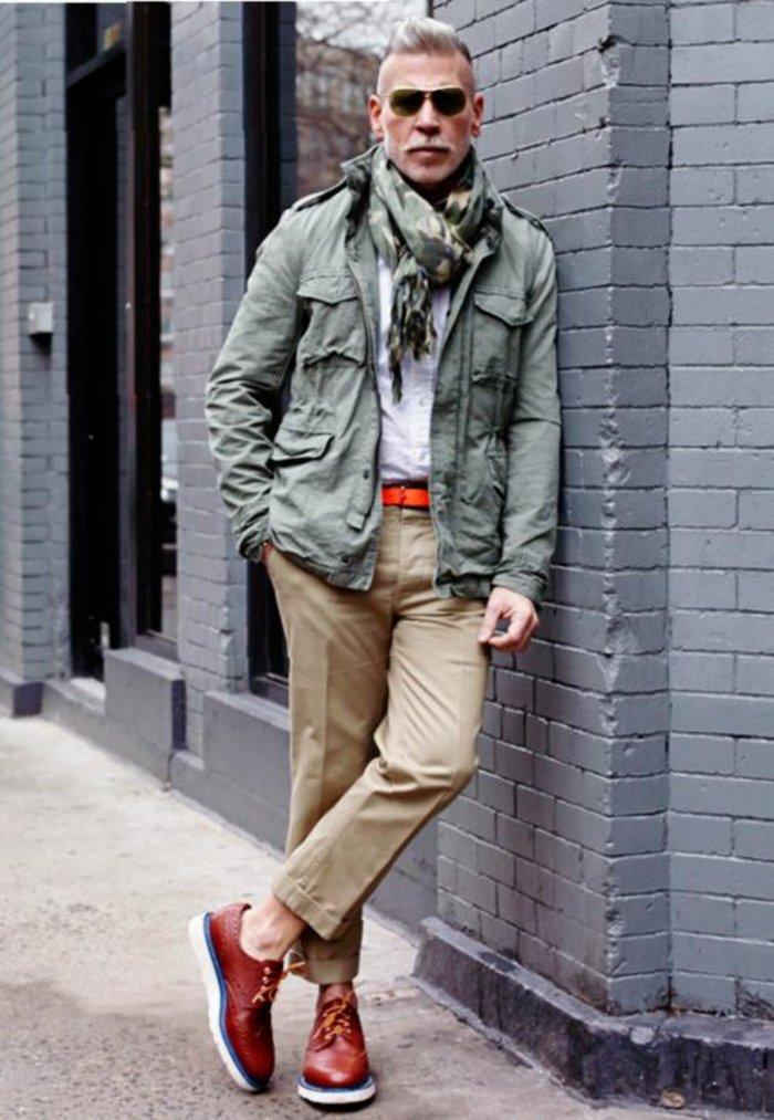 magnifique-echarpe-burberry-homme-tendance