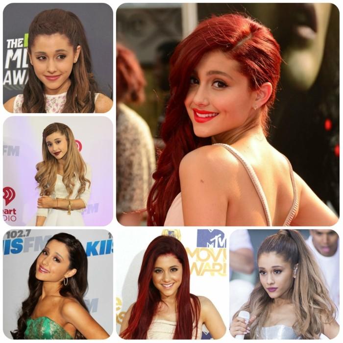 Tendance coiffure femme 50 des meilleures coupe de - Ariana grande coiffure ...