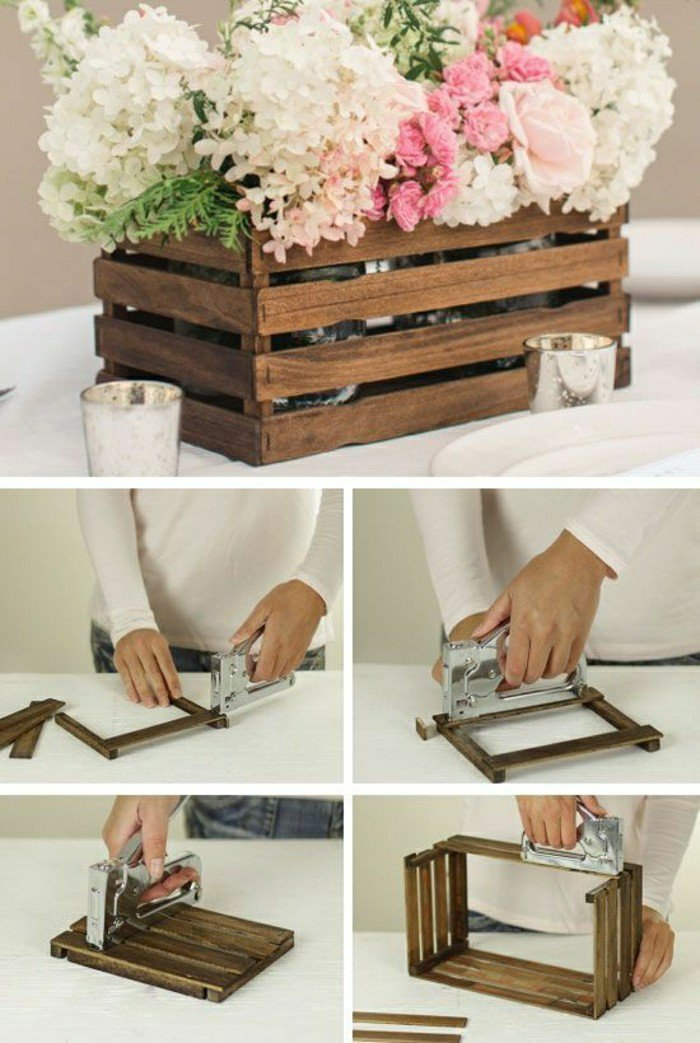 Diy d co de table mariage pour moins de 80 tnd - Decoration de table originale ...