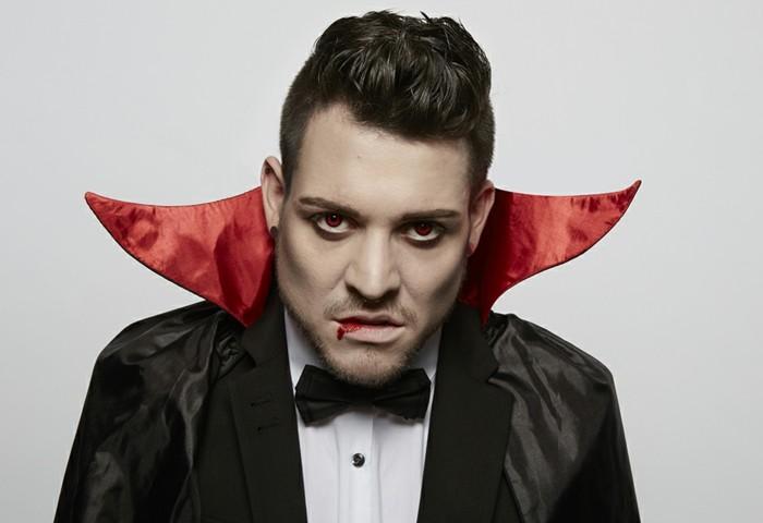 deguisement halloween vampire a faire soi meme