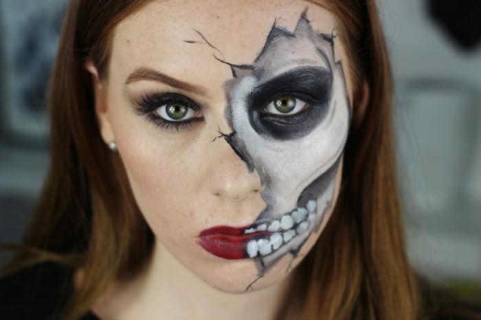 5squelette-idee-deguisement-halloween-tres-simple-diy-squelette-idee-tres-originale