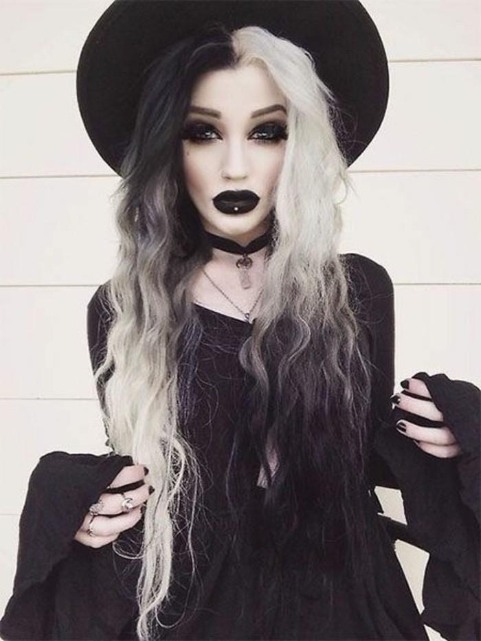 costume-sorciere-robe-noire-chapeau-de-sorciere-noire-look-sorciere