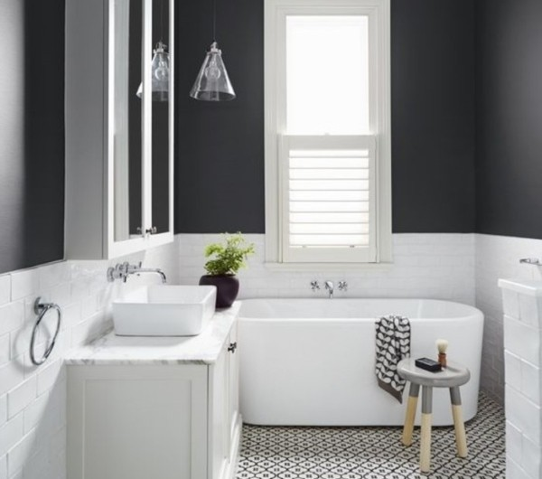 couleur de carrelage salle de bain stunning unique. Black Bedroom Furniture Sets. Home Design Ideas