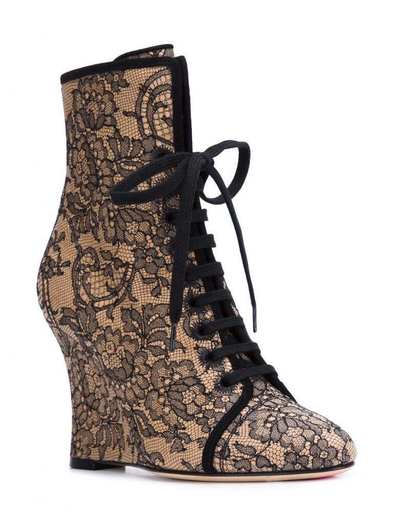 tendance mode: les 24 plus belles boots et bottines femme 2017