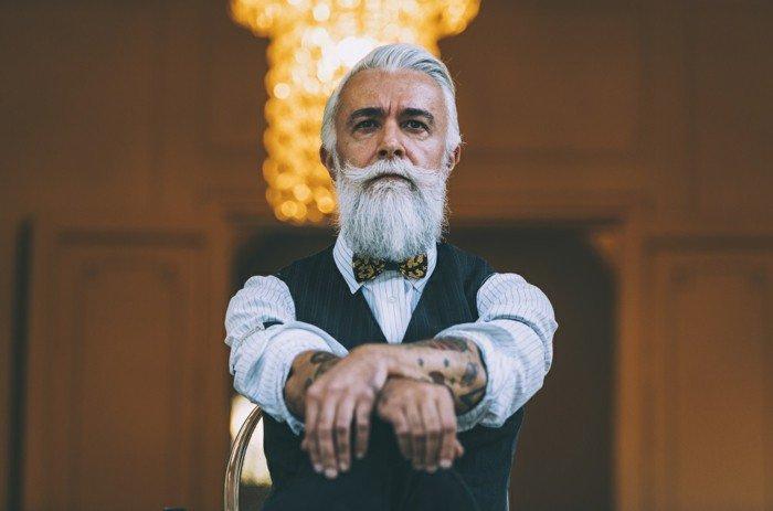 Coloration cheveux homme – nécessité ou prétence pour les cheveux grises ?