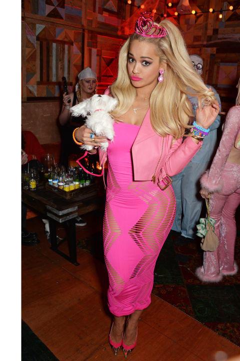 Déguisement Halloween de Rita Ora