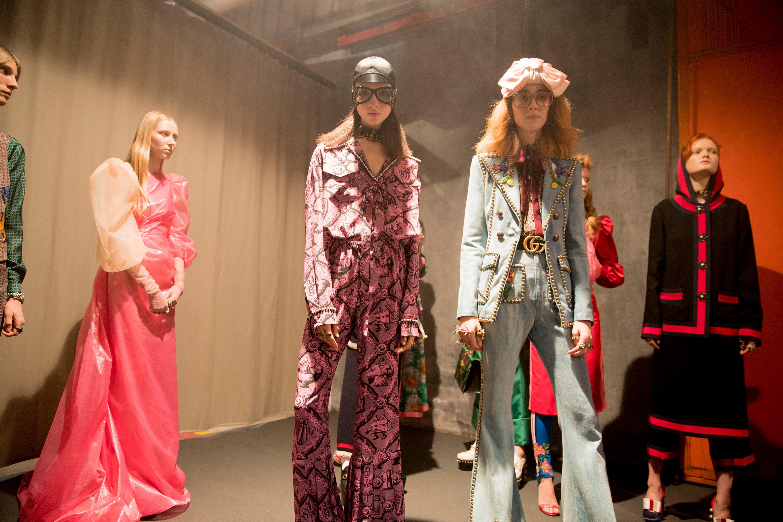 Gucci Prêt à porter printemps-été 2017 (Galerie de photos)