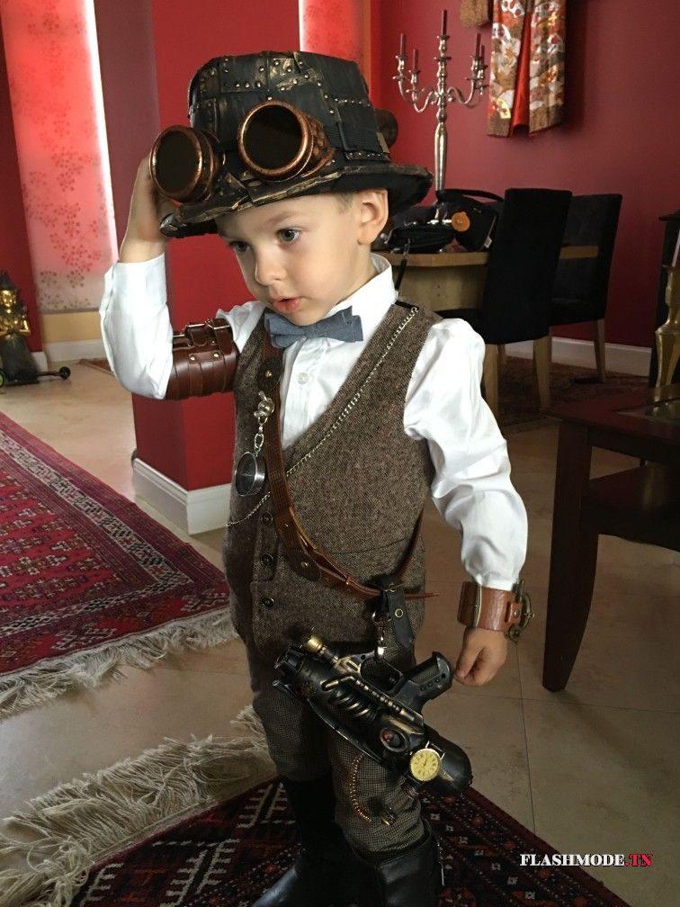 Idée déguisement Halloween enfant