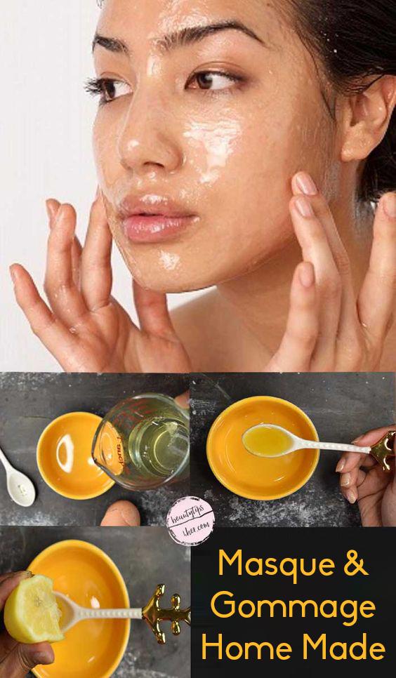 """Guide Masque de visage maison """"Home made"""" - Masque matifiant pour les peaux grasses ou mixtes"""