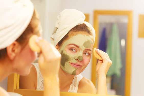 Masques et gommages visage maison adaptés à votre peau - Connaître sa peau pour l'entretenir en beauté