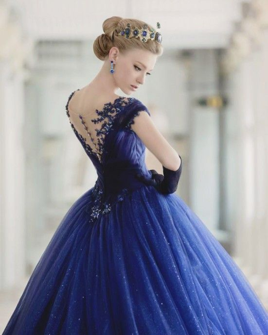 Robe de Mariée princesse tendance 2017 - Modèle 14