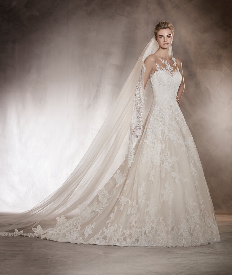 Robes de mariée princesse 2017 - Modèle ANGELICA