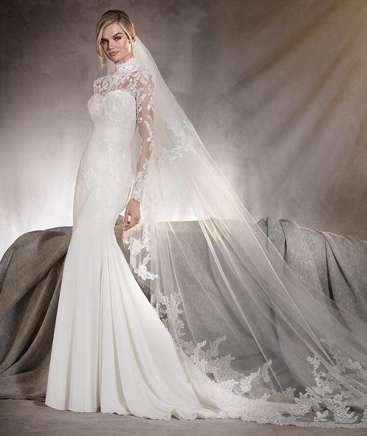 Robes de mariée princesse 2017 - Modèle ARIELLA