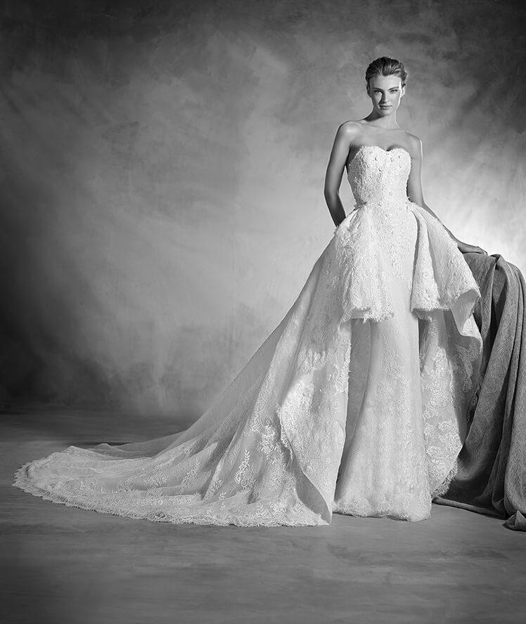 Robes de mariée princesse 2017